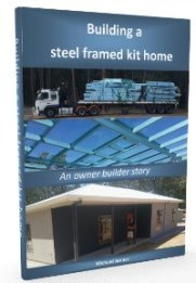 owner builder steel kit homes