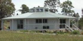 Circular house structure