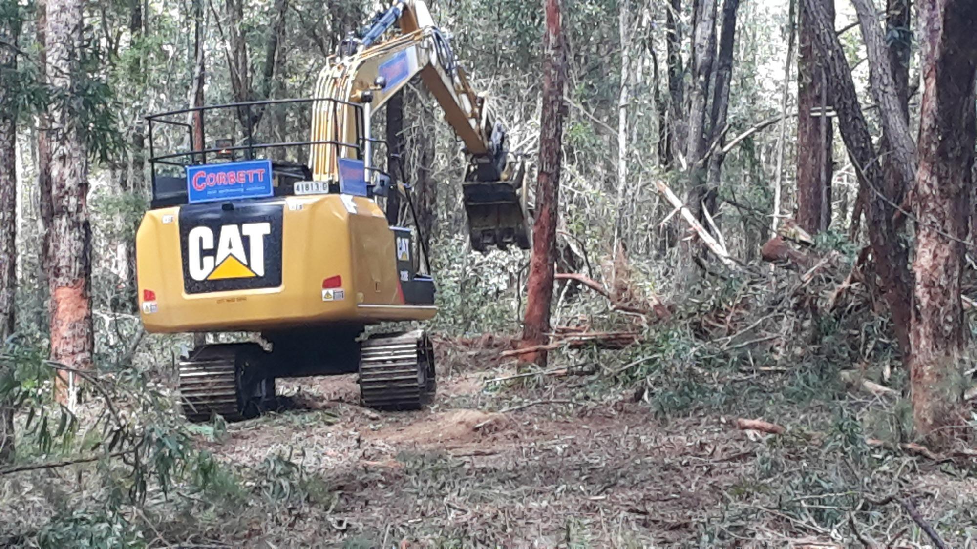 20 tonne excavator