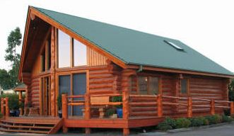 Appalachian loghomes review for Kit home designs nsw