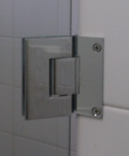 Frameless Shower Door Hinge
