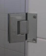 Frameless Shower Door Hinge