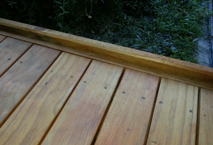 deck edging