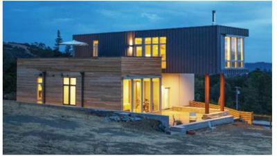 Amazing Prefabricated Sonoma County Homes Featured In