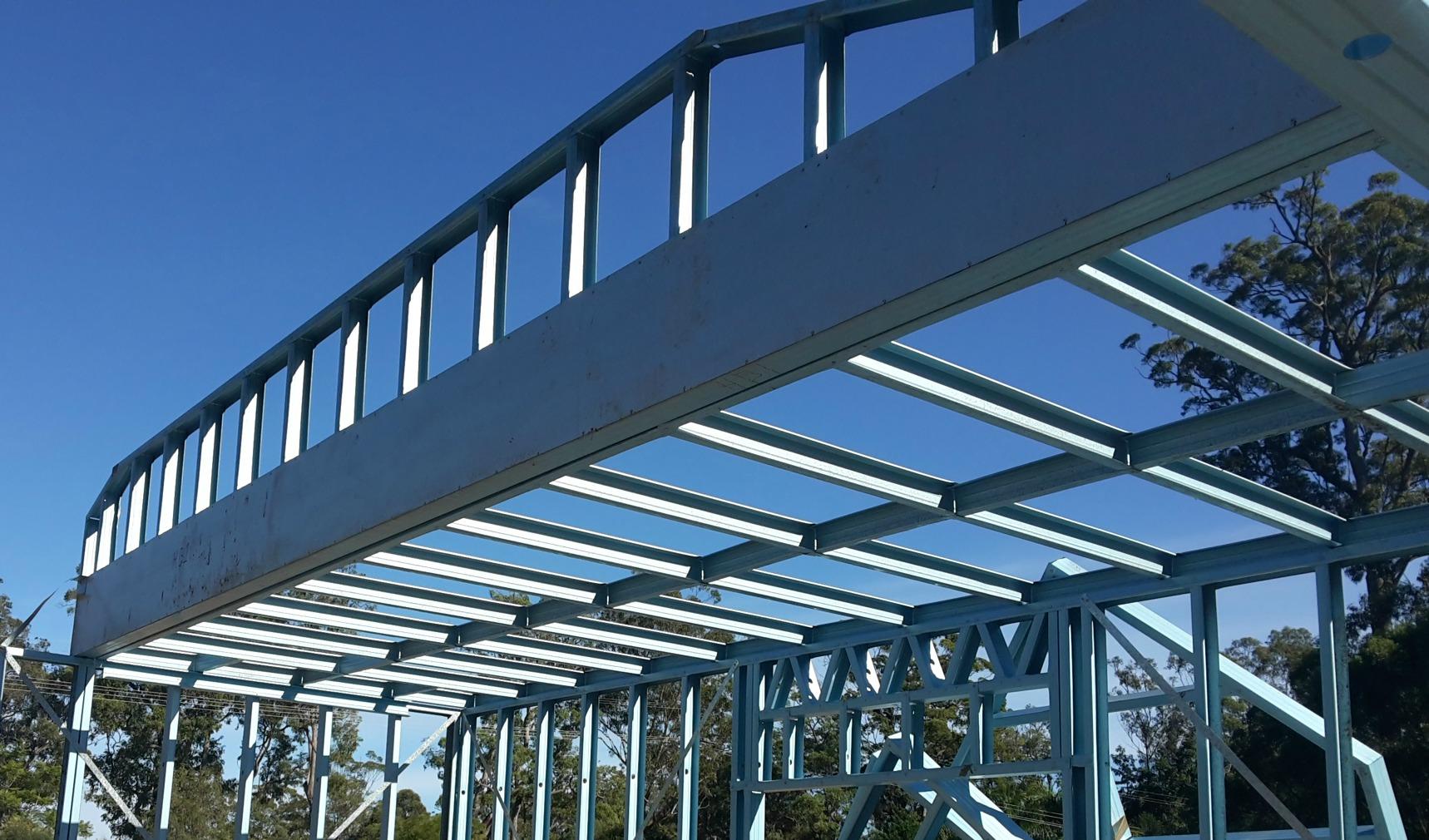 steel hanging beam