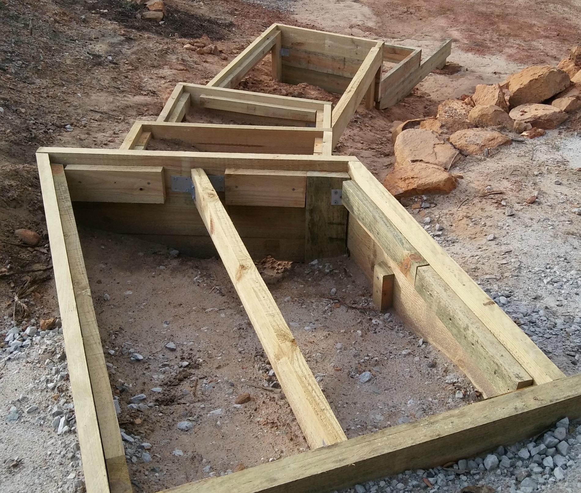 platform step bases