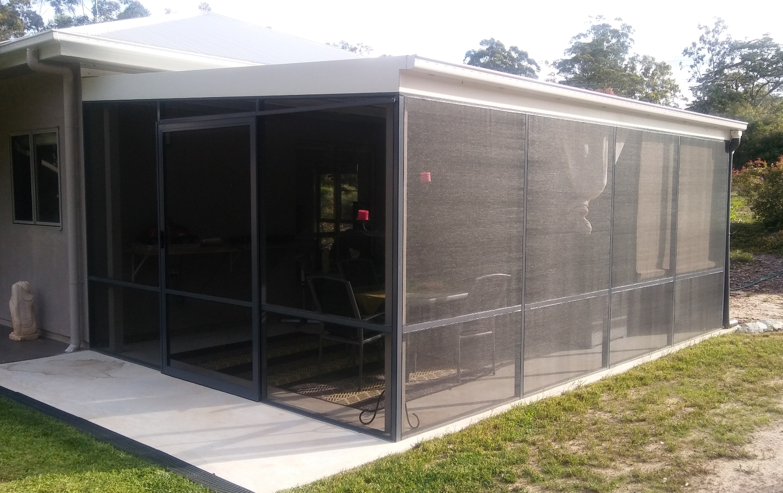 Using Metal Carport Kits For Outdoor Rooms