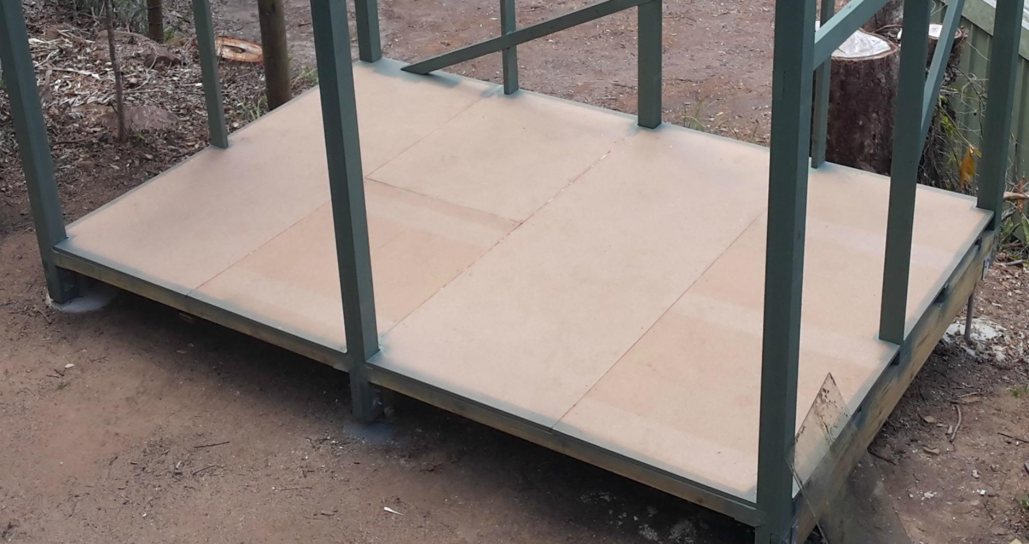 raised floor structafloor