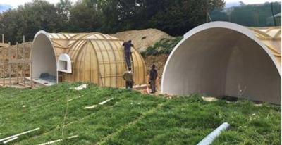These Prefabricated Hobbit Homes Are The Cutest Way To