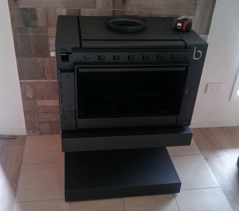 Blaze wood heater