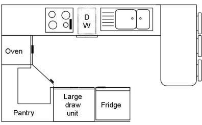 Sall kitchen plan
