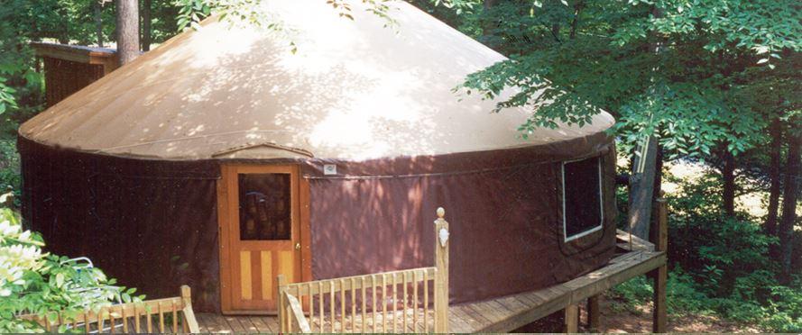 Yurt Homes From Quick Build Prefab Kits